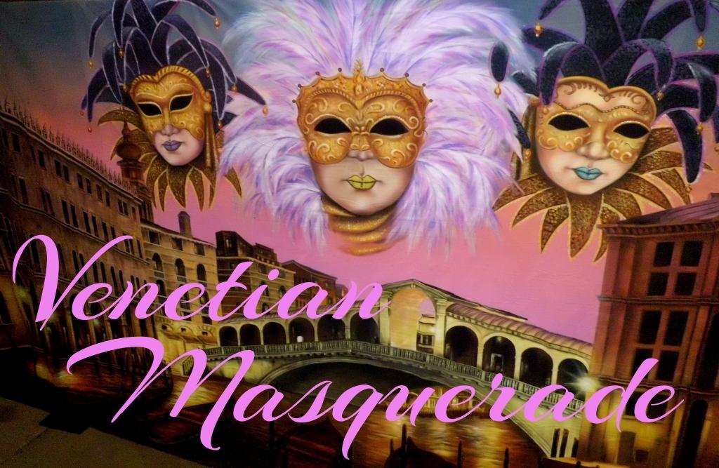 Venecian - Mascarade