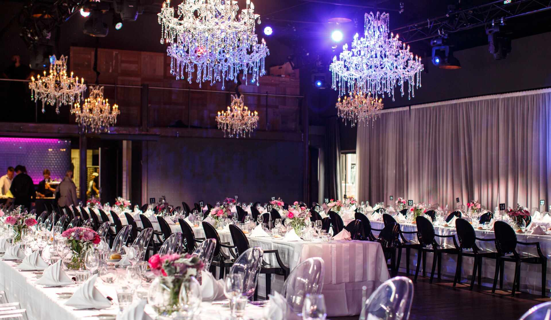Chandelier hire melbourne action events for larger spaces we have a matching pair of exquisite chandeliers measuring 1300mm x 1500mm height x diametre and are a real statement chandelier arubaitofo Choice Image