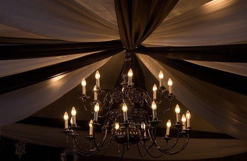 Ceiling Drapes 1