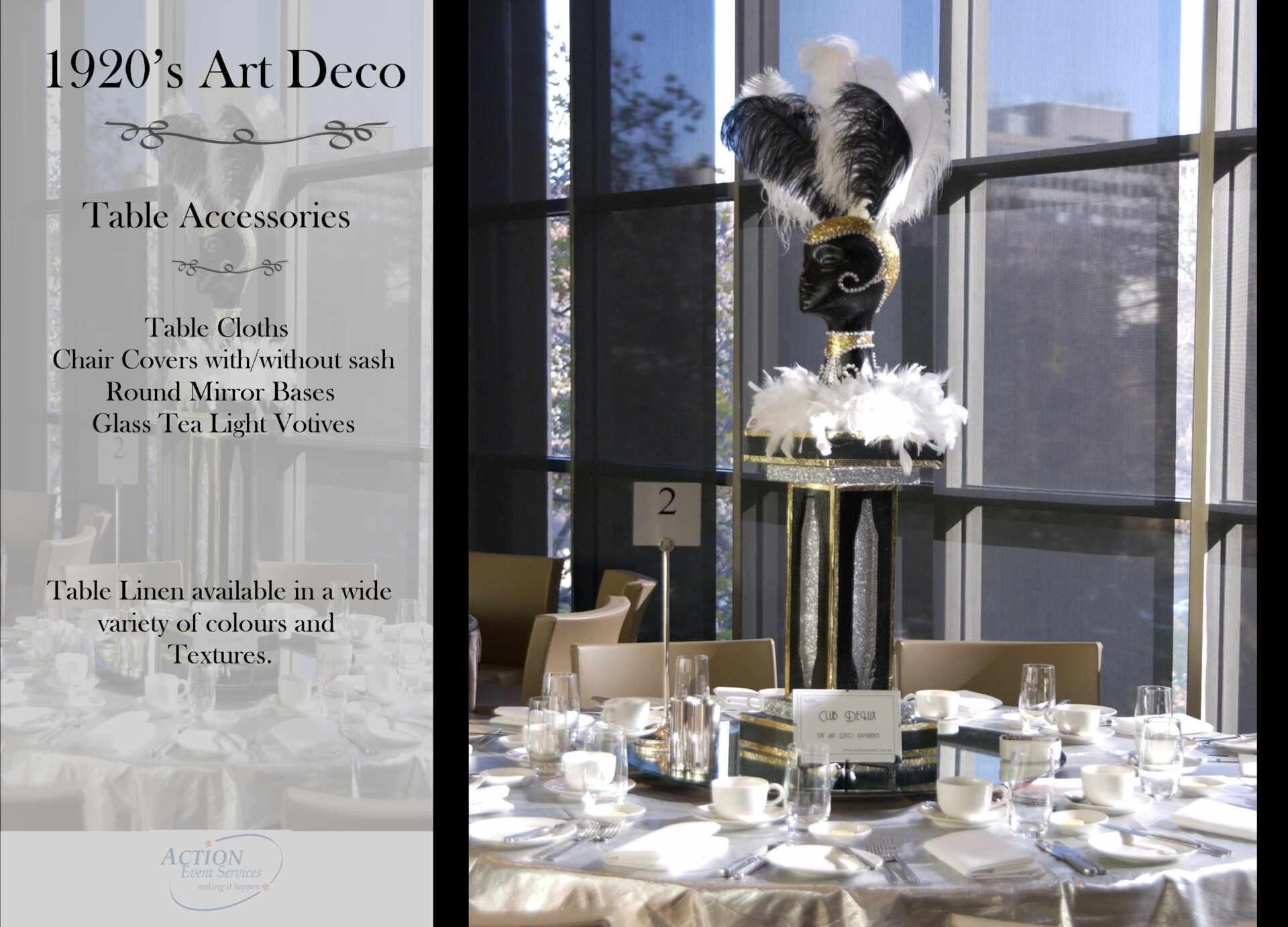 , Table Centrepieces Hire Melbourne
