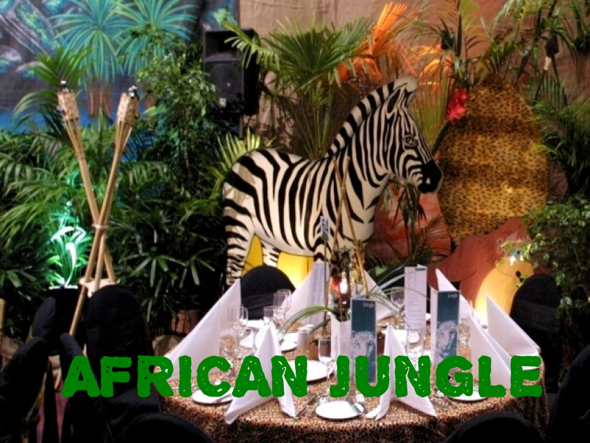 African Jungle