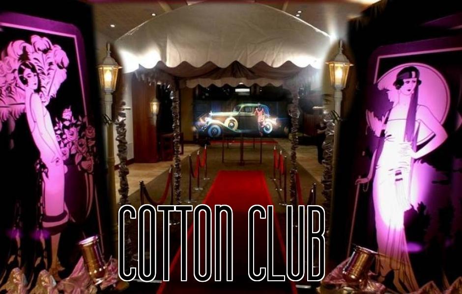 Cotton Club-Gangster-Cabaret