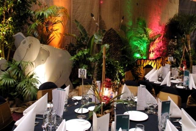 , African Jungle Theme Hire Melbourne