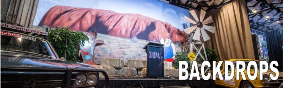 Backdrop Theme Hire Melbourne