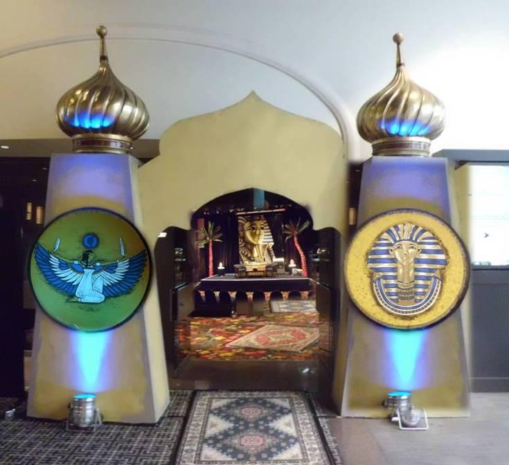 , Arabian Egyptian Moroccan Theme Hire Melbourne