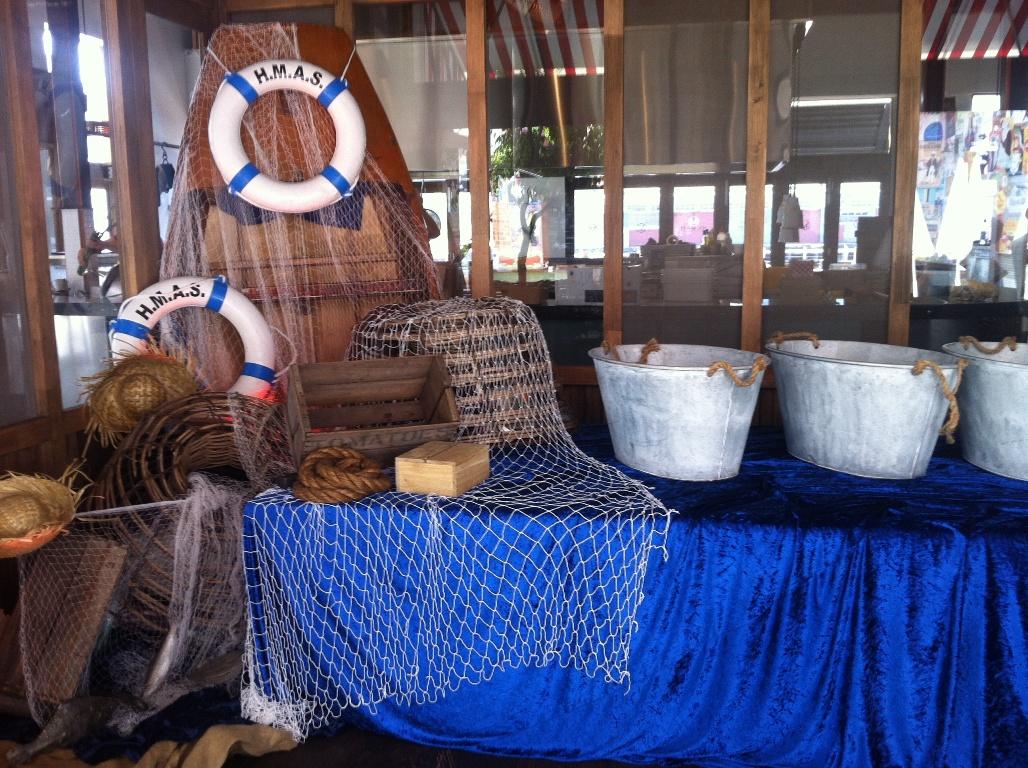 , Nautical Theme Hire Melbourne