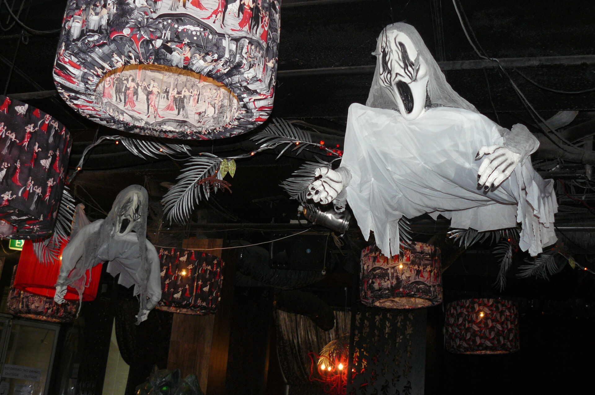 , Haunted House