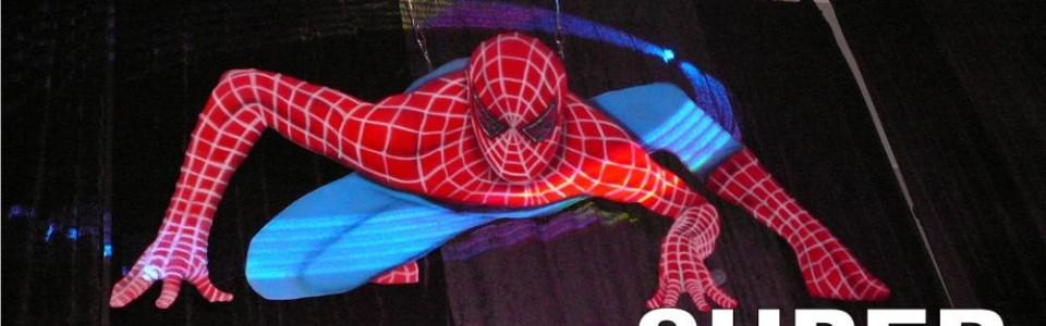 Super Hero Theme Hire Melbourne