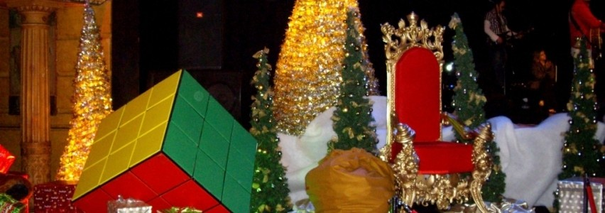 Christmas and Christmas in July Theme & Prop Hire
