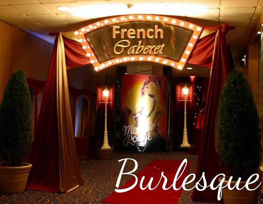 , Burlesque Theme Hire Melbourne