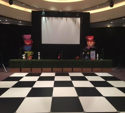 , Mad Hatter Alice in Wonderland Theme Prop Hire Melbourne
