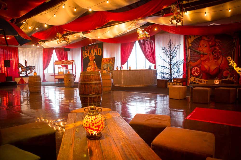 , Circus Coney Island Theme & Circus Prop Hire Melbourne