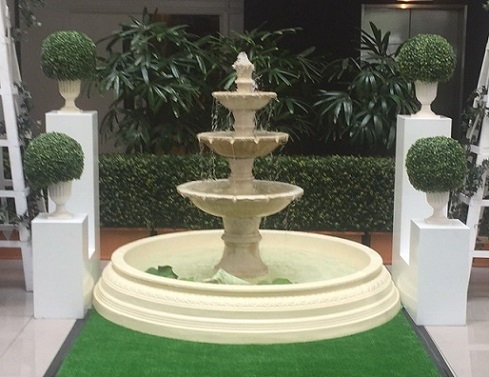 , Spring Racing Garden Party – Product List