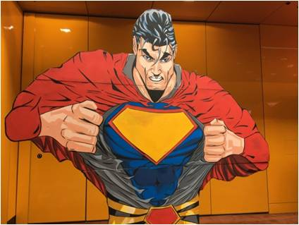 , Super Heroes and Villains – Product List