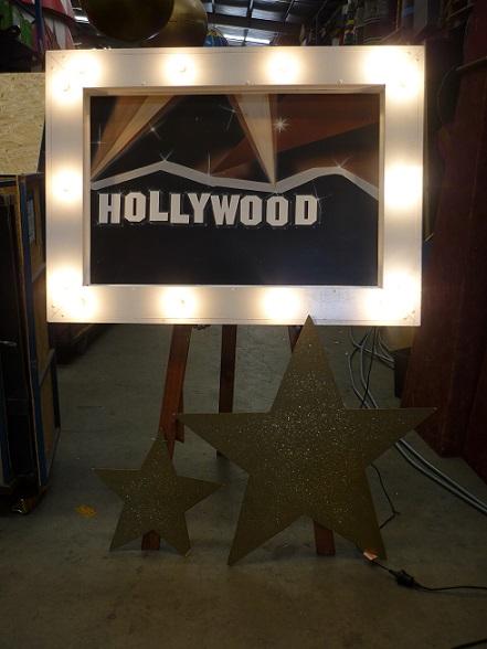 , Hollywood – Product List